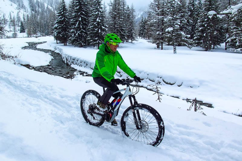 Happy Winter E-bike - Percorsi Alpini
